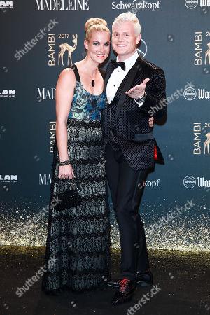 Guido Cantz mit Partner Kerstin