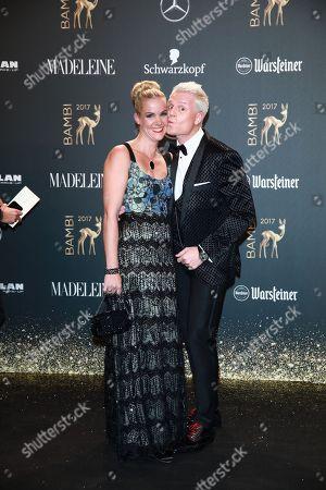 Guido Cantz and Ehefrau Kerstin
