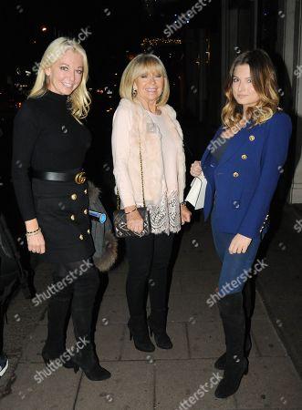 Zara Holland, Cheryl Hakeney and Zara's Grandmother