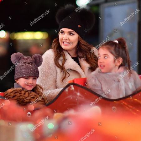 Editorial picture of Winter Wonderland VIP Launch, London, UK - 16 Nov 2017