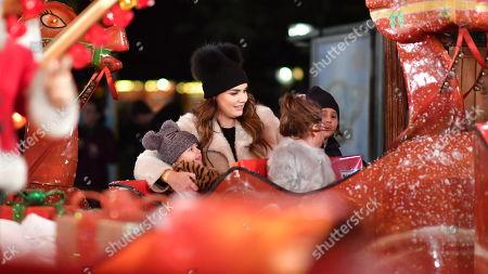 Stock Picture of Sophia Eccelstone-Rutland, Tamara Ecclestone