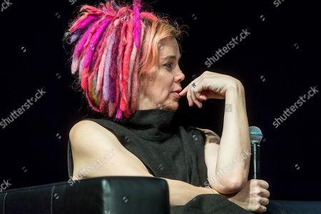 Stock Image of Lana Wachowski
