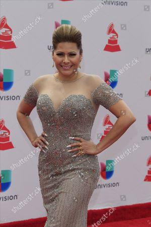 Stock Image of Carmen Jara