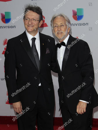 Gabriel Abaroa and Neil Portnow