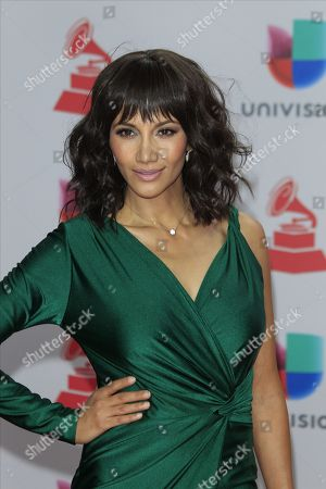 Editorial photo of 18th Annual Latin Grammy Awards - Arrivals, Las Vegas, USA - 16 Nov 2017