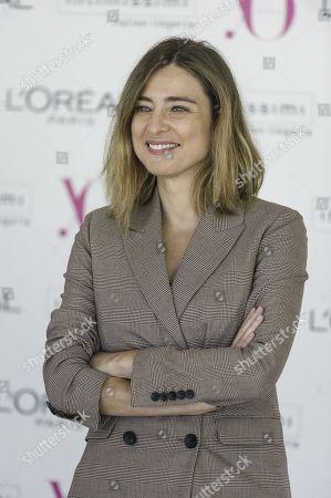 Stock Photo of Sandra Barneda