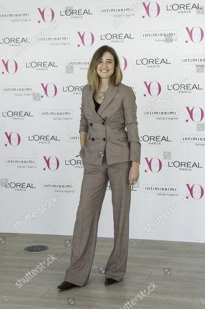 Stock Image of Sandra Barneda