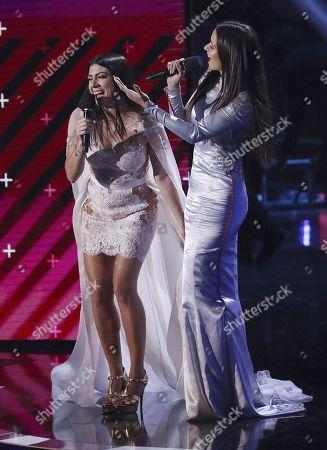 Rosalia' and Ana Victoria