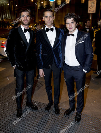 Editorial image of GQ Men Of The Year Awards, Madrid, Spain - 16 Nov 2017