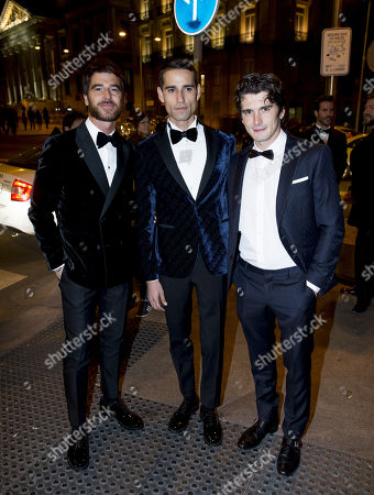 Editorial picture of GQ Men Of The Year Awards, Madrid, Spain - 16 Nov 2017