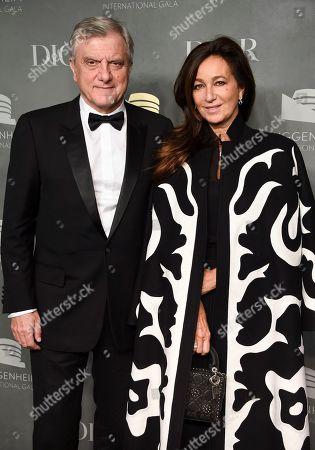 Editorial image of 2017 Guggenheim International Gala, New York, USA - 16 Nov 2017