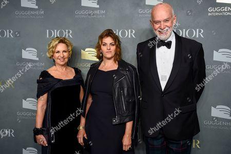 Editorial photo of 2017 Guggenheim International Gala, New York, USA - 16 Nov 2017