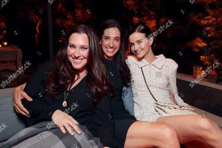 Jessica Rhoades, Sarah Treem and Julia Goldani Telles
