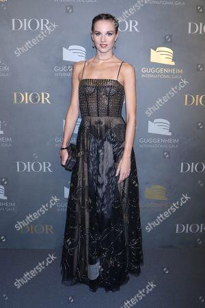 Editorial photo of Guggenheim International Gala, New York, USA - 16 Nov 2017