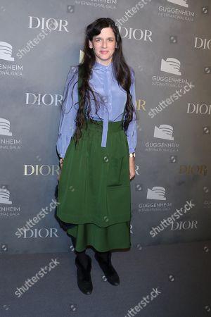 Editorial picture of Guggenheim International Gala, New York, USA - 16 Nov 2017