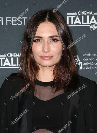 Editorial picture of 'A Ciambra' film screening, Cinema Italian Style, Los Angeles, USA - 16 Nov 2017