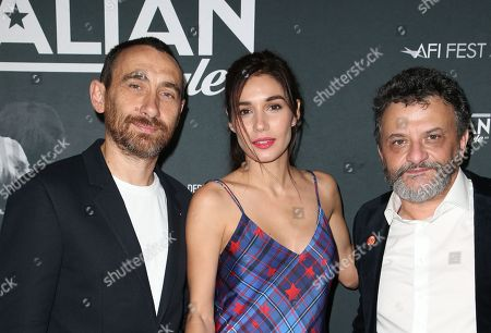 Marco Manetti, Mariela Garriga, Antonio Manetti