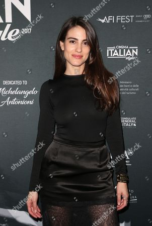 Editorial photo of 'A Ciambra' film screening, Cinema Italian Style, Los Angeles, USA - 16 Nov 2017