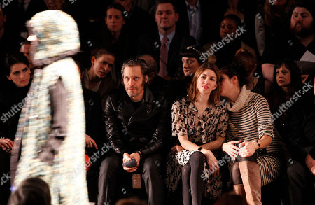 Editorial image of Fall 2013 Fashion Week - Anna Sui, New York, USA - 13 Feb 2013
