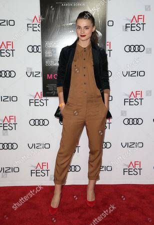 Editorial photo of 'Molly's Game' film premiere, Arrivals, AFI Fest, Los Angeles, USA - 16 Nov 2017