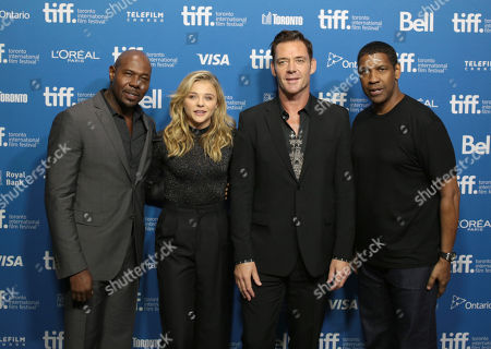 """Editorial image of 2014 TIFF - """"The Equalizer"""" Press Conference, Toronto, Canada - 7 Sep 2014"""