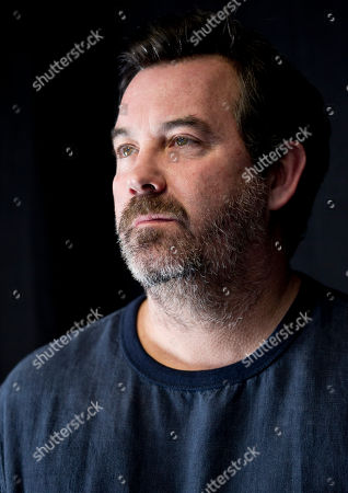"""Duncan Sheik poses for a portrait, in New York. Sheik is ready to let Broadway audiences hear how he turned the provocative 1991 novel, """"American Psycho,"""" about a psychopath into one of the season's bravest pieces of musical theater. It opens April 20"""