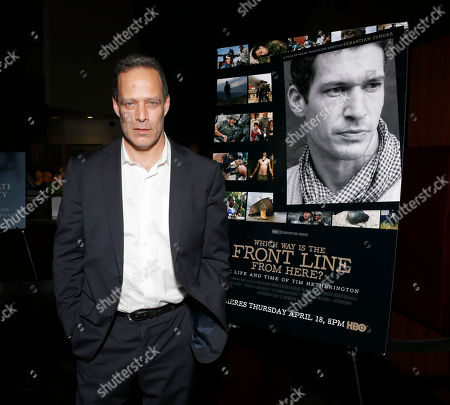 Director Sebastian Junger attends HBO Documentary Films' Which Way Is the Frontline From Here: The Life and Time of Tim Hetherington Los Angeles Premiere, on in Los Angeles