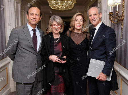 Editorial image of MoMA Receives The Foreign Policy Association Medal, New York, USA - 2 Apr 2015