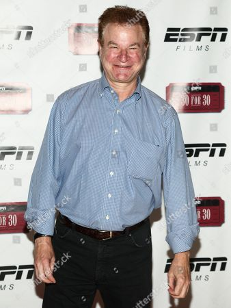 """Robert Wuhl attends the premiere of ESPN Film's """"Doc & Darryl"""" at The Joseph Urban Theater, in New York"""