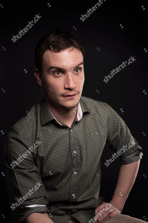 """Canadian actor and star of the BBC America series """"Orphan Black"""" Ari Millen poses for a portrait in New York. The third season premieres on Saturday, April 18 on BBC"""