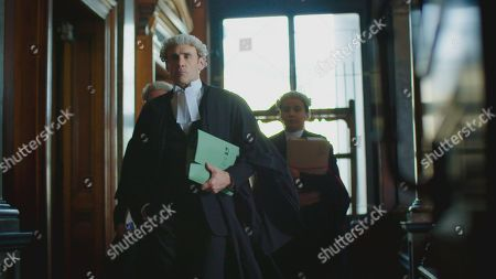 Editorial photo of 'Crown Court' TV Series - 08 Dec 2017