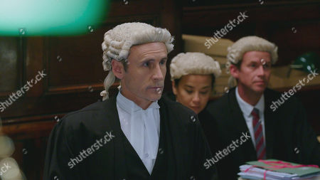 Stock Picture of Cal MacAninch as Prosecuting Barrister Jeremy Parsons.