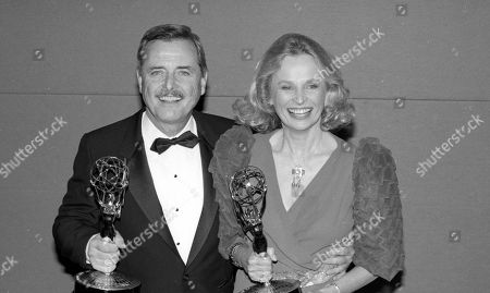 Editorial photo of 38th Primetime Emmy Awards, Pasadena, USA - 21 Sep 1986