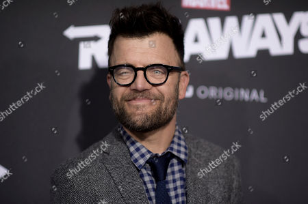 """Editorial image of LA Premiere of """"Runaways"""", Los Angeles, USA - 16 Nov 2017"""