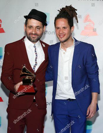 Editorial image of 2017 Latin Grammy Awards - Press Room, Las Vegas, USA - 16 Nov 2017