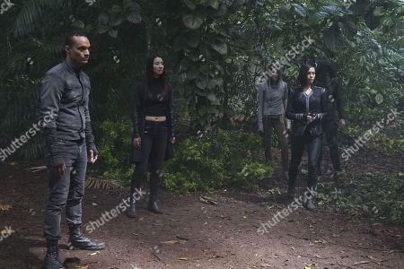 """Editorial image of """"Marvel's Inhumans"""" (Season 1) TV Series - 2017"""