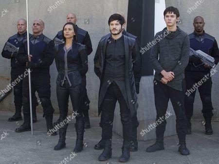 "Editorial picture of ""Marvel's Inhumans"" (Season 1) TV Series - 2017"