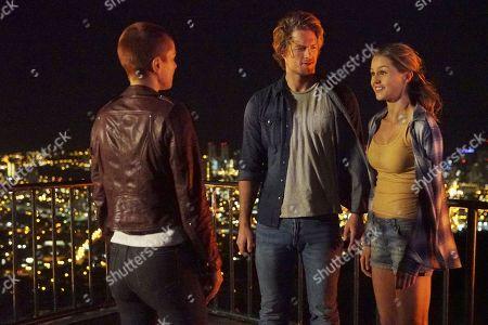Stock Picture of Serinda Swan, Chad James Buchanan, Isabelle Cornish