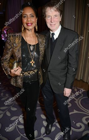 Stock Image of Hazel Collins and Bill Collins