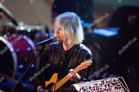 Editorial image of 50th Anniversary of 'The Velvet Underground and Nico' curated by John Cale at BAM, New York, USA - 16 Nov 2017