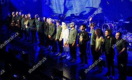 Editorial photo of 50th Anniversary of 'The Velvet Underground and Nico' curated by John Cale at BAM, New York, USA - 16 Nov 2017