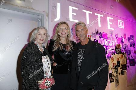 Charlotte Joop, Wolfgang Joop, Jette Joop