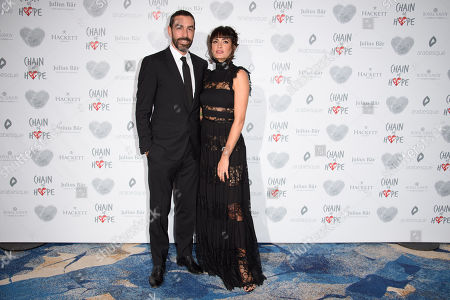 Editorial picture of Chain of Hope Gala, Grosvenor House Hotel, London, UK - 17 Nov 2017