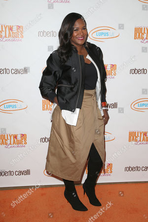 Stock Picture of Tameka Foster