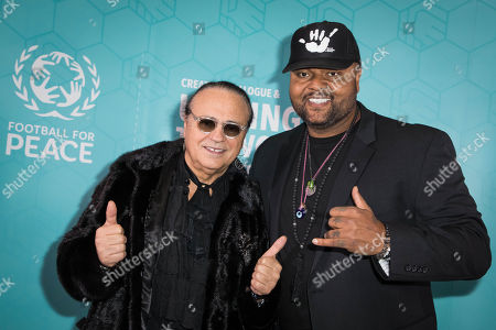 Stock Picture of Guest and Damon Elliott