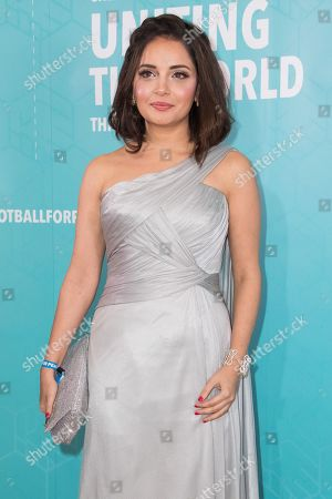 Stock Picture of Armeena Khan