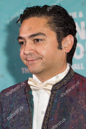 Stock Image of Crown Prince Alexander Von Ary of Chile
