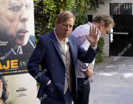 Stock Picture of Timothy Spall and Colm Meaney