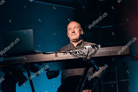 Editorial picture of OMD in concert at Manchester Academy, UK - 17 Nov 2017