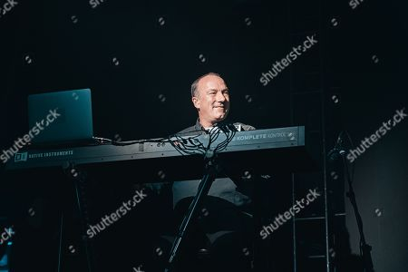 Stock Image of Martin Cooper - OMD (Orchestral Manoeuvres in the Dark)